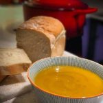 Zippy Carrot Soup