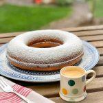 Almond Breakfast Cake