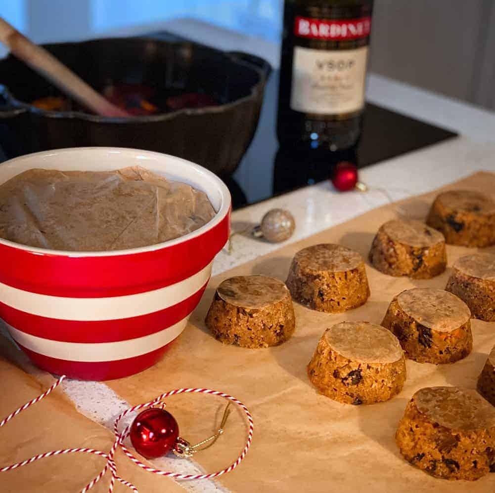 Granny Teasdale's Christmas Pudding