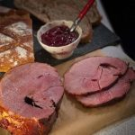 Glazed Mulled Wine Ham