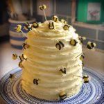 Oh Beehive Celebration Cake