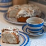 The Ultimate Cinnamon Rolls with Vanilla Cream Cheese Frosting